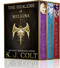 The Healers of Meligna Series Boxed Set (Books 1,2,3)