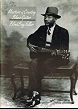 Masters of Country Blues Guitar, Blind Boy Fuller w/Cassette Tape, Guitar Tab