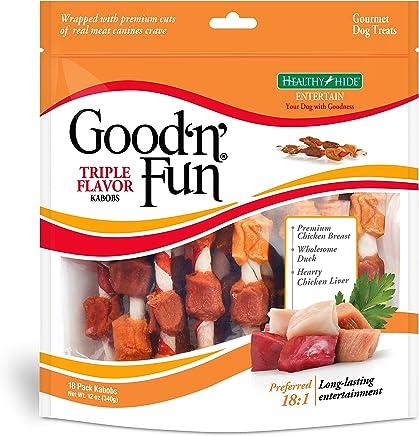 Good 'N' Fun Triple Flavor Kabob