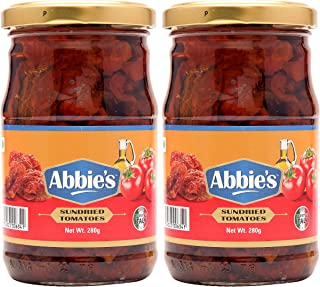 Abbie's Sundried Tomatoes 280g, Pack of 2, Product of Italy