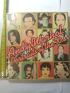 Andy Warhol, Portraits of the 70s