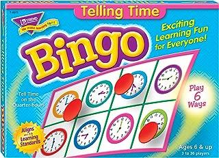 Telling Time Bingo Game