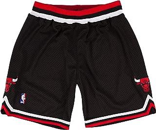 Mitchell & Ness Chicago Bulls 1997-98 Shorts Black Replica