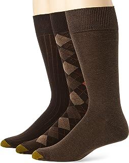 Gold Toe Men's Classic ArgyleDress Socks, 3 Pairs Classic Argyledress Socks, 3 Pairs (pack of 3)