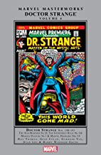 Doctor Strange Masterworks Vol. 4 (Doctor Strange (1968-1969))