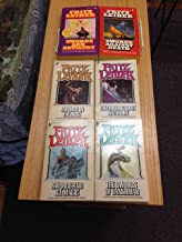 Fafhrd and the Gray Mouser/Lankmar series, 7 book SET: Swords and Deviltry + Swords Against Death + Swords in the Mist + Swords Against Wizardry + The Swords of Lankhmar + Swords of Ice Magic + The Knight and Knave of Swords