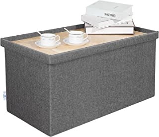 30 by 30 ottoman tray