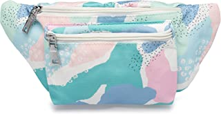 Who's Your Fanny Pink Fanny Packs For Women Pastel Fanny Pack Camo Fun Styles Festival Raves Fashion Belt Multiple Sizes Waterproof Waist Pack Bum Bag Hip Pack