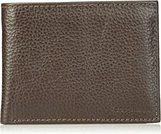 Cole Haan Men's Matthews Bifold Wallet with Passcase, java, One Size