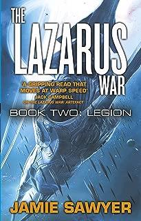 The Lazarus War: Legion: Lazarus War 2 (English Edition)