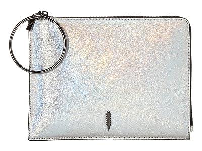 THACKER Gable Ring Travel Pouch (Opal) Clutch Handbags