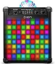 ION Audio Party Rocker Max – 100W Portable Wireless Bluetooth Speaker and Karaoke..