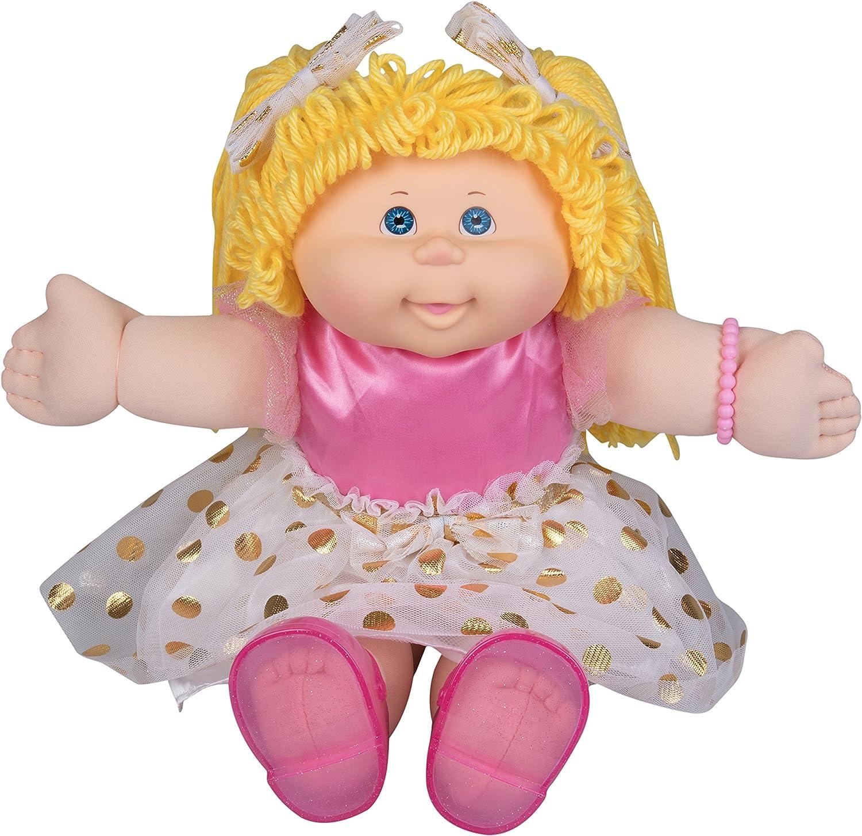 Cabbage Patch Kids Max 64% OFF Popular popular Vintage Retro Style Doll Original Yarn - Hair