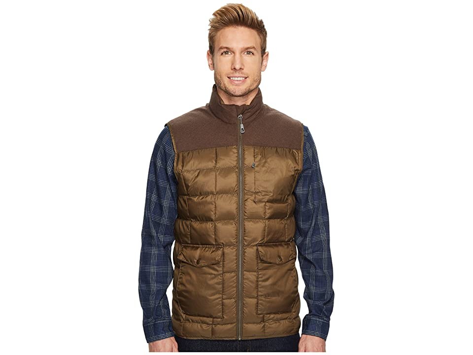 Toad&Co Airvoyant Puff Vest (Jeep) Men