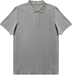 Whiskey & Oak Casual Fit Premium Polo Shirt for Men 100% Combed Cotton