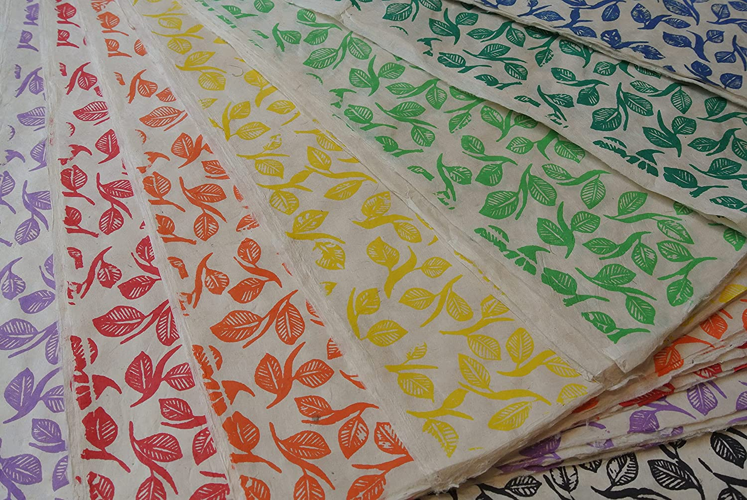 Lokta service Paper Handmade in the - Himalayas. Sustainable Tree Free New product! New type