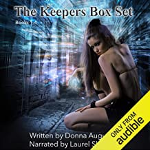 The Keepers Box Set: Alchemy Series, Books 1-4