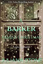 A Barker Family Christmas (The Barker Triplets Book 4)
