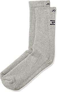 Jockey Men Cotton Socks_Grey Melange