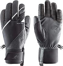 Zanier Unisex – volwassenen 41040-2010-9 handschoenen, zwart, wit, 9