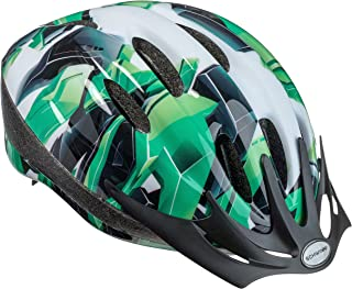 کلاه دوچرخه سواری بزرگسالان/جوانان Schwinn Intercept ، 10 دریچه ، میکرو شل مقاوم ، شماره گیری قابل تنظیم ، چند رنگ