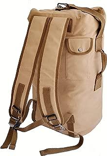 Travel Backpack Duffle Backpack Canvas Hiking Backpack Vintage Rucksack Large Capacity 35L …