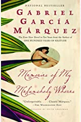 Memories of My Melancholy Whores (Vintage International) Kindle Edition