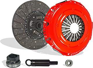 Clutch Kit Works With Ford F250 F350 F450 F550 Super Duty F53 Cabela's King Ranch Lariat XL XLT Base Harley-Davidson Edition FX4 1999-2010 6.8L V10 GAS SOHC Naturally Aspirated (Stage 1)