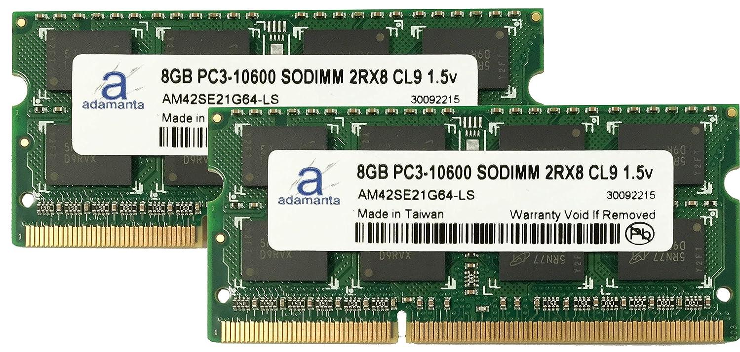 Adamanta 16GB Server RAM Upgrade for IBM BladeCenter HS23 7875 DDR3 1866Mhz PC3-14900 ECC Registered VLP 2Rx4 CL13 1.5v 1x16GB