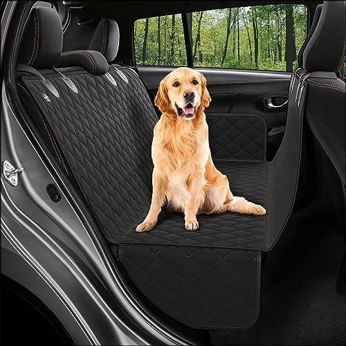 Dog Back Seat Hammock - Best Dog Hammocks for Trucks