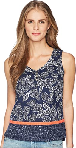 Cool Mesh Eco-Tank Top Print