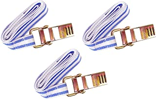 Creative Hobbies BST5 Banding Straps for Plaster Molds and Other Banding Applications, 5 Feet Long, Blue, Pack of 3 Straps