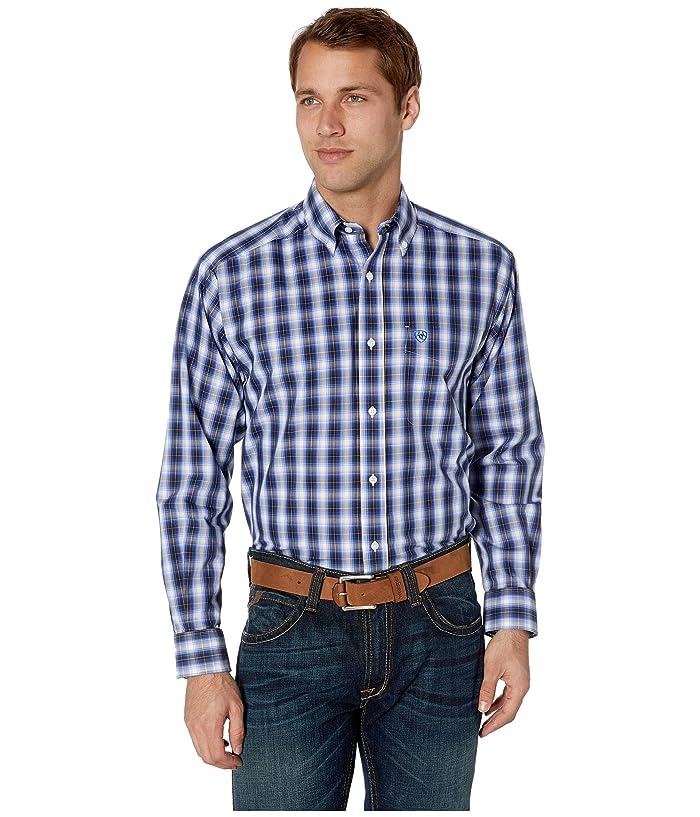 Ariat Wrinkle Free Lackney Shirt (Multi) Men