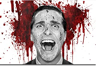 Poster #12 American Psycho Movie Art Decor 40x60 inch More Sizes Available