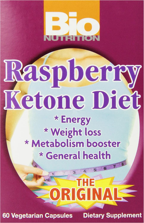 Bio Ranking Max 51% OFF TOP2 Nutrition Ketone Diet Raspberry Count 60 Vegi-Caps