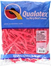 Qualatex 76412 260QNEON PINK100CT Modelling or Twisting