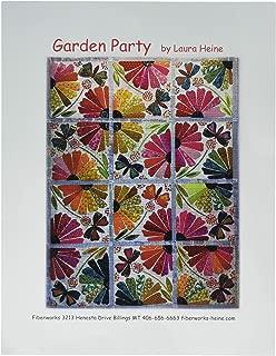 Fiberworks GARDENPARTY Garden Party Ptrn