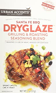 Urban Accents Santa Fe BBQ Grilling and Roasting Dryglaze, 2.0-Ounce Packages (Pack of 6)