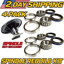 (2 Kits) Toro Spindle Rebuild Kit with Seals 119-8599, 108-7713, 106-3217 - HD Switch