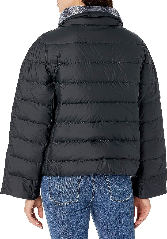 Pendleton Women's Reversible Quilted Puffer Jacket