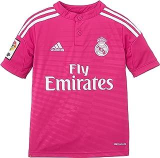 adidas 2014-15 Real Madrid Away Football Soccer T-Shirt Jersey (Kids)