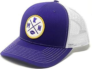 قبعة فريق مينيسوتا لكرة القدم سناب باك من Tout Wear بنفسجي قابل للتعديل