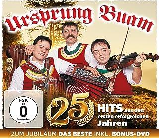 25 Hits aus den ersten erfolgreichen Jahren - Zum Jubiläum das Beste inkl. Bonus-DVD