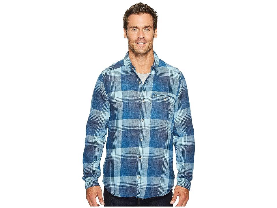 Toad&Co Singlejack Long Sleeve Shirt (Deep Navy) Men