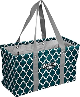 Logo Brands NFL Large Collapsible Picnic Tote