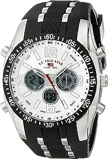 Sport Men's US9061 Watch with Black Rubber Strap Watch