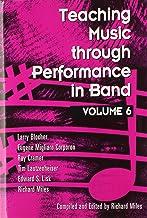 Teaching Music through Performance in Band, Vol.6/G7027
