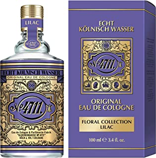 4711 Floral Collection Eau de Cologne, 100 ml.