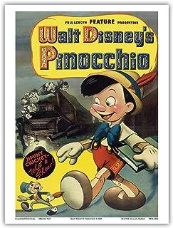 Best pinocchio disney poster Reviews