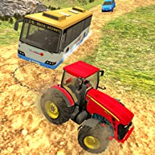 Heavy Cargo Tractor Pull 3D
